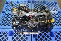 JDM SUBARU EJ205 -AVCS- ENGINE TURBO MOTOR IMPREZA WRX 2002 2003 2004 2005 GDB