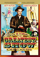 The Greatest Show On Earth (DVD,1952)