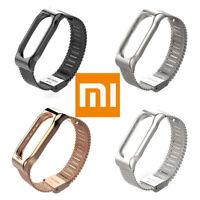 Stahlband Metall Handgelenk Armband Ersatz für Xiaomi MI Band 2 1 STüCK