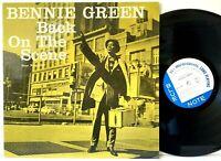 Bennie Green Back on the Scene [Blue Note Japan] Vintage LP Vinyl Record Album