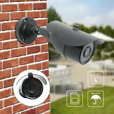 CCTV 1080P  DVR 3000TVL Outdoor Home Surveillance Security Camera System UK