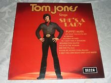 LP - TOM JONES SINGS SHE'S A LADY - DECCA STEREO SKL5089