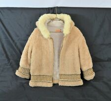 Vintage 1950's Hooded Children's Winter Parka - Kiddies Togs Mfg Co - Montr Can
