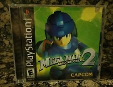 Mega Man Legends 2 Rare Brand New Factory Sealed Playstation 1 PS1 Capcom PS2 3