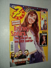 7 EXTRA 99/14 (7/4/99) BRITNEY SPEARS MYLENE FARMER ANOTHER LEVEL JAMES DEAN
