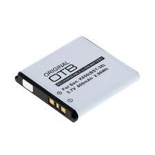 Akku f. Sony Ericsson S500i 800mAh Li-Ionen (BST-38)