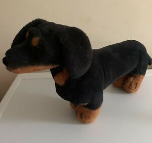 MELLISSA AND DOUG DACHSUND SAUSAGE DOG PLUSH *WILL ACCEPT OFFERS OF £10*
