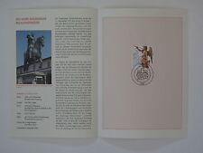 (05j38) Bund Erinnerungsblatt 2005 ESST Mi.Nr. 2488 Augsburger Religionsfrieden