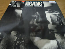 ROXX GANG SIGNED/AUTOGRAPHED PROMO VINYL RECORD JEFF TAYLOR & ROBY STRINE