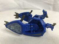 Bakugan Battle Brawlers Gear Squid Blue Terrorcrest 90g Ball Figure Rare GOLD