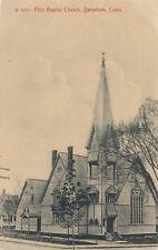 DANIELSON CT – First Baptist Church