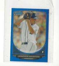 2013 Bowman Chrome Mini Baseball Blue Refractor Singles /99 - You Choose