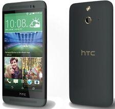Nuevo HTC ONE E8 M8Sw Desbloqueado Dual SIM Android Smartphone Negro 16GB