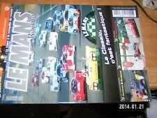Le Mans Racing n°62 24h de SPA C.Vatteoni Pescarolo Larousse