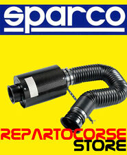 "UNIVERSAL SPARCO AIRBOX ""HP300"" - REAL CARBON FIBER - 030HP300 - AIR FILTER"