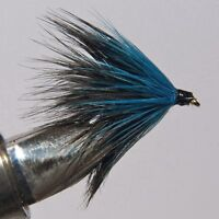 Silverbrook Tapered Wet Fly Casts 12ft with 2 Droppers in 4lb to 10lb