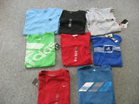 ADIDAS  Mens T-Shirts, 100% Cotton, All Sizes & Colors, Crew Nck, NWT, MSRP-$20.