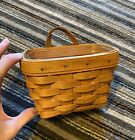 Longaberger Ambrosia Basket With Protector