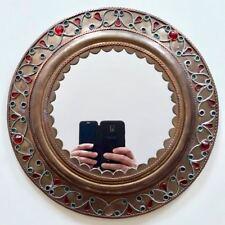 Miroir marocain rond diamètre 32 cm
