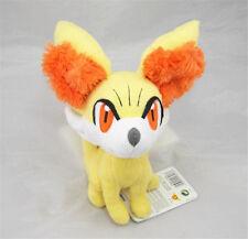 "Pokemon XY Fennekin Plush Doll Soft Stuffed Figure Toy 8"" Collectible US ship"