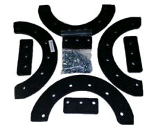 """Snowthrower Paddle set 20,21 or 22"""" for Craftsman,  302565ma, HARDWARE INCLUDED!"""