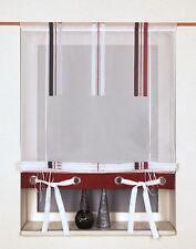 Gestreifte moderne Gardinen & Vorhänge aus Voile