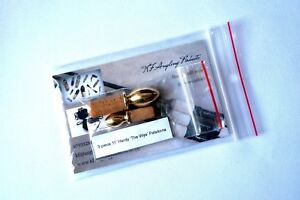 FERRULE STOPPERS plugs made for 3 piece 11' Hardy the Wye Palakona salmon rod