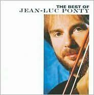 JEAN-LUC PONTY : BEST OF JEAN-LUC PONTY (CD) sealed