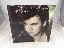 Paul Young The Secret of Association Original OZ Press  1985 Vinyl