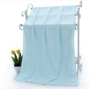 3 Pcs Premium Towel Sets Bathroom Home Gym Hotel Bathtowel 6 Colors Optional