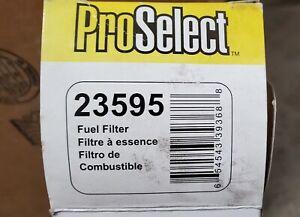 NAPA Pro Select Fuel Filter - 23595
