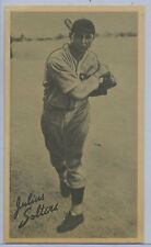 1936 R314 GOUDEY WIDE PEN Julius Solters