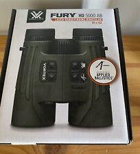 Vortex Fury HD 5000 AB Laser Range finding Binocular 10x42