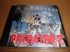 PREDATOR 2 soundtrack CD score ALAN SILVESTRI varese sarabande JAPAN