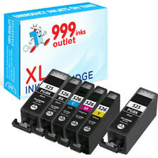 Compatible Printer Ink Cartridges for Canon PGI-525 & CLI-526 - 6 Pack