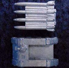 1994 épica Guardia Imperial Mantícora Multi Lanzador ciudadela 6mm 40K Warhammer army