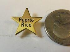 PUERTO RICO TRAVEL PIN