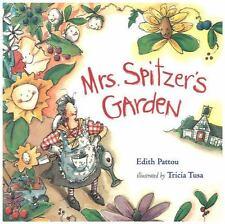Mrs. Spitzer's Garden-ExLibrary