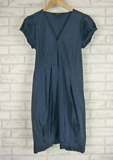 BCBG MAX AZRIA Sz 8 Navy blue dress