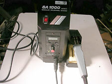 OK INDUSTRIES  SA1001  SOLDER STATION TWEEZER TIP  TESTED GOOD  ESD