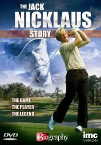 The Jack Nicklaus Story [DVD] (2004)[Region 2]