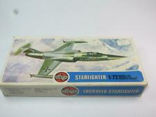 Airfix Model Aircraft Kit 1/72 Lockheed F-104G Starfighter Unmade in Type 4c Box