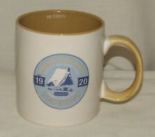 Eddie Bauer Campground Quality Outdoor Goods Seattle Usa 1920 Mug Large 20 Ounce