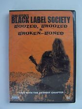 Zakk Wylde's Black Label Society - Boozed Broozed & Broken-Boned DVD
