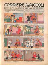 [346] CORRIERE DEI PICCOLI ed. F.lli Crespi 1932 n.  5 stato Buono