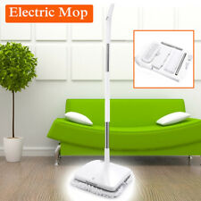 Wireless Handheld Electric Smart Robot Clean Floor Wiper Washers w/ Mops Durable
