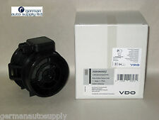 BMW Air Mass Sensor - SIEMENS, VDO # 5WK96050Z - BMW # 13621432356 - NEW OEM MAF
