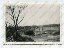 Foto, Blick auf die Weichselbrücke von der Festung Dęblin, Polen, g (N)19619