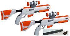 2 x NEW PS3 Cabela's Top Shot Elite Rifle GUN Dangerous Hunts 2011 2013 Survival