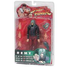 "Street Fighter Round 4 Sota Toys Remy 7"" acción figura de Capcom"